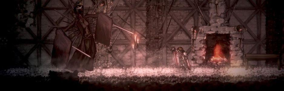 News - Salt and Sanctuary arrive très vite sur PS Vita