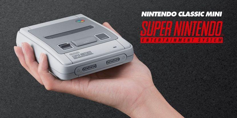 Après la NES, Nintendo redonne vie à la Super NES en mini