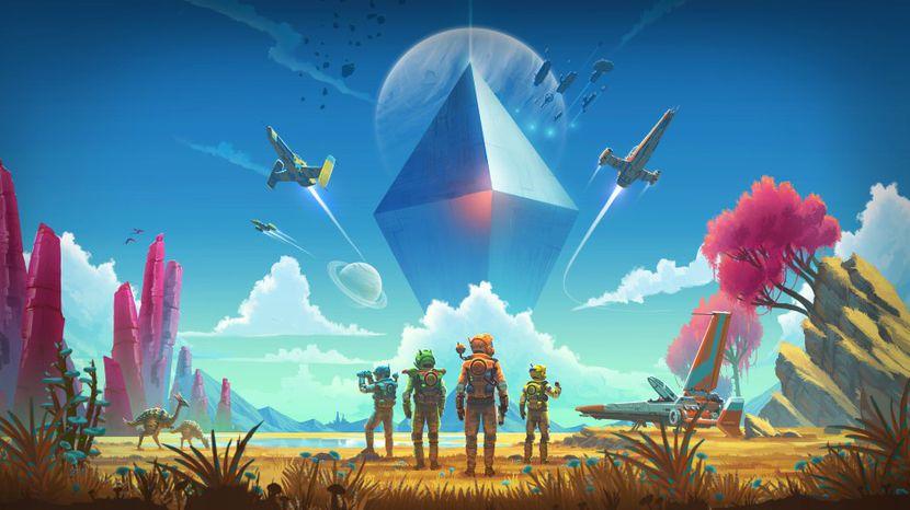 Xbox One : No Man's Sky cet été, avec du multi !