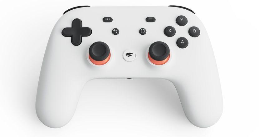 La plateforme de jeux vidéo en streaming de Google — Stadia