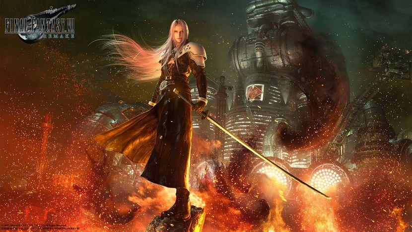 Final Fantasy VII a finalement sa date de sortie