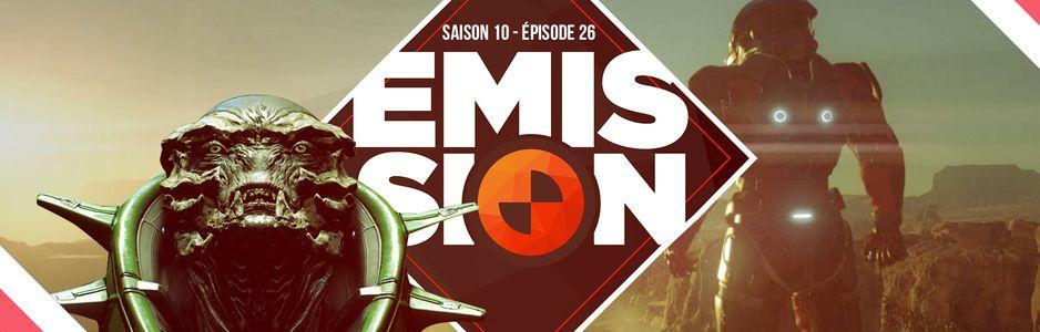 Gamekult, l'émission - Mass Effect Andromeda, un vaisseau spécial