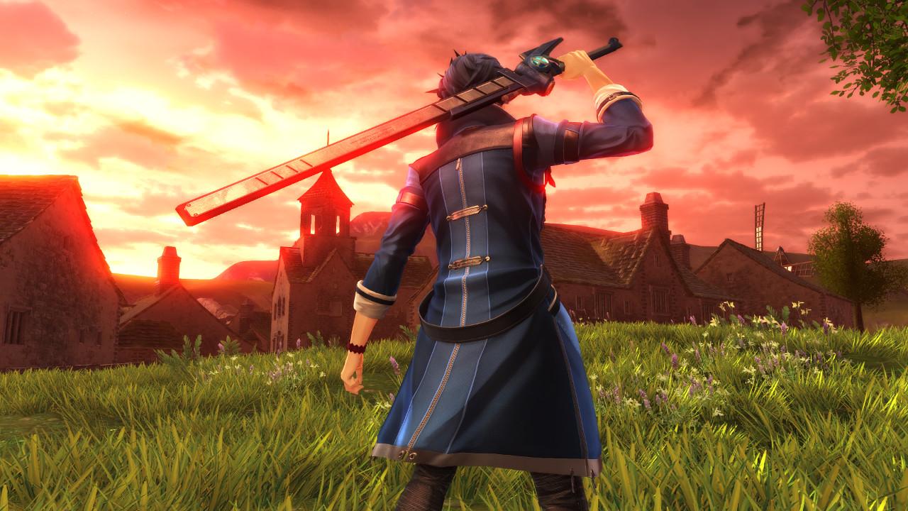 The Legend of Heroes : Kuro no Kiseki
