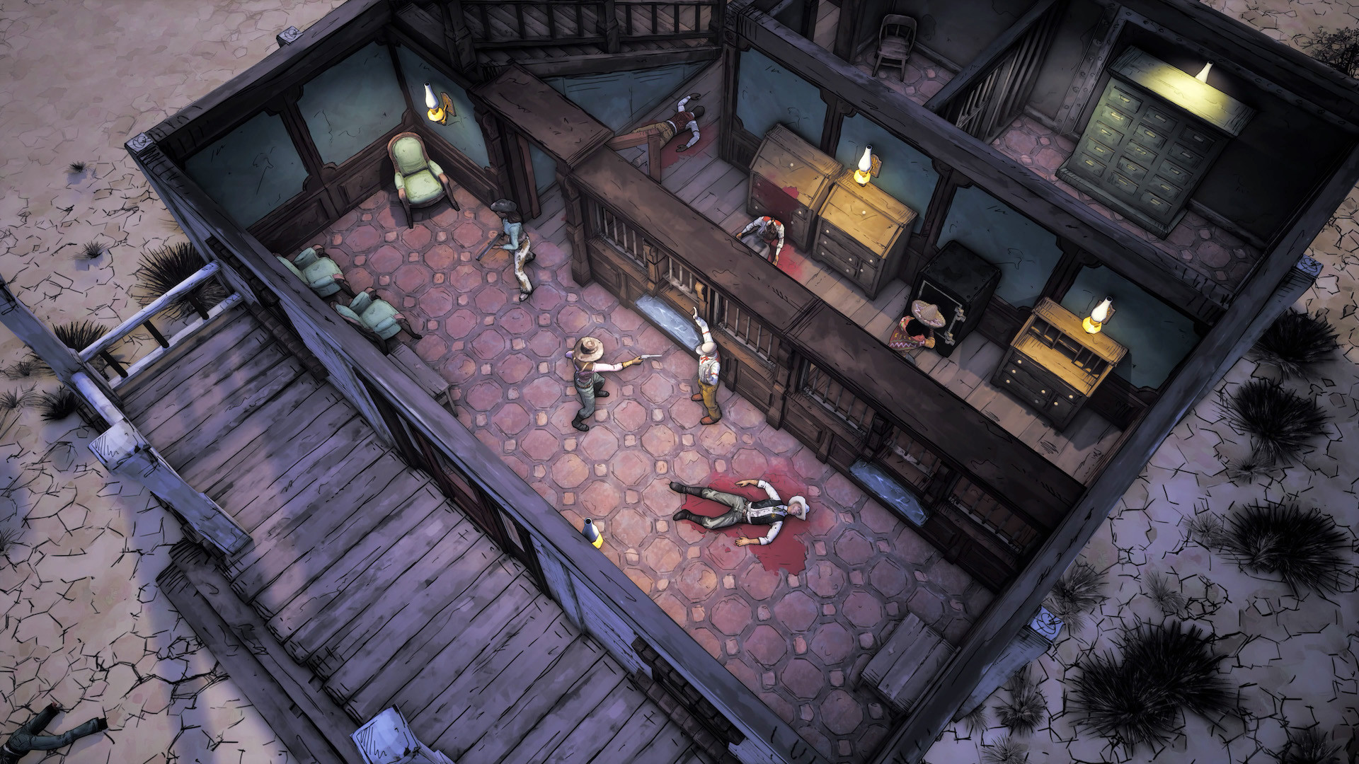 pour le jeune studio wolfeye l apres dishonored s appelle weird west f031bccd | RPG Jeuxvidéo