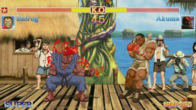 Ultra Street Fighter II : The Final Challengers