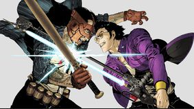 Travis Strikes Again : No More Heroes