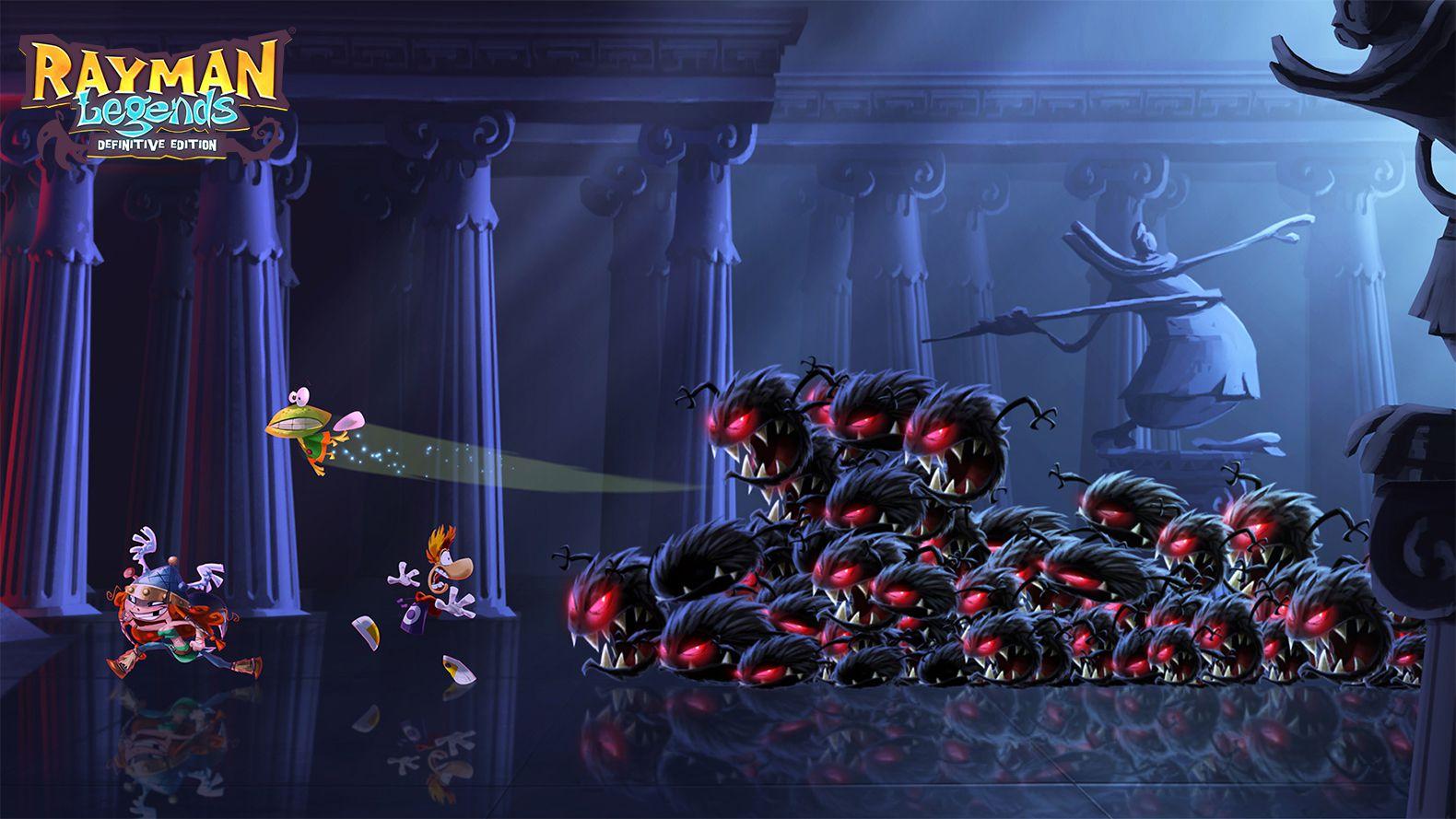 Images Du Jeu Rayman Legends Gamekult