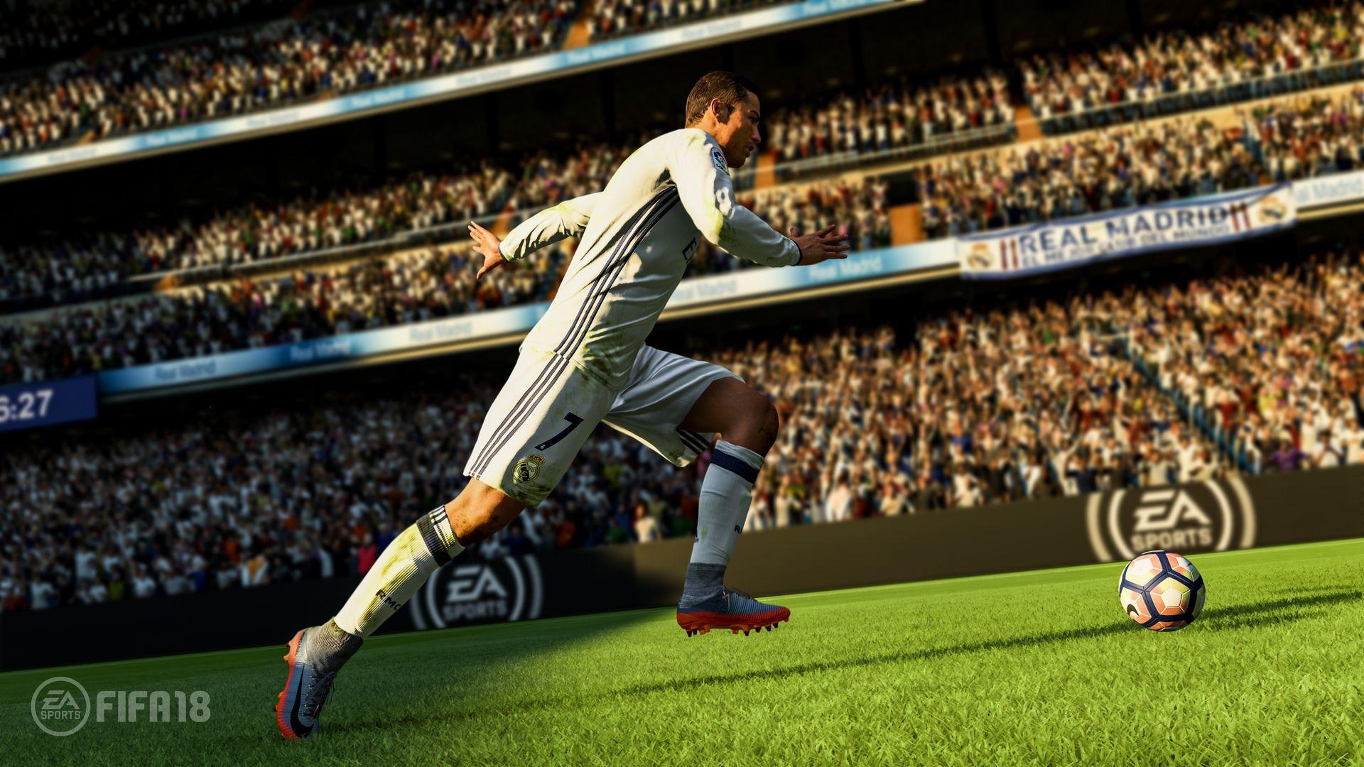 Test Fifa 18 Playstation One Xbox 4 Et Gamekult b6Ygyfv7