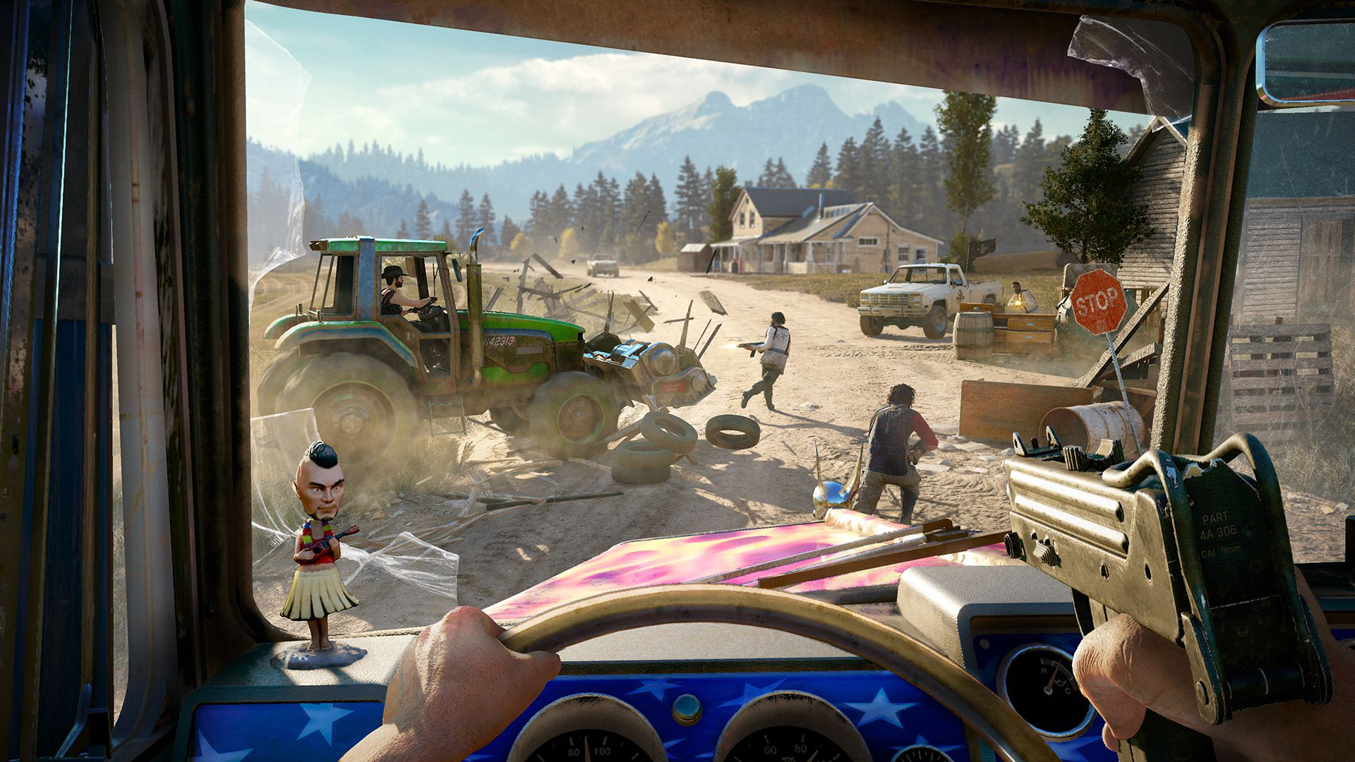 Test far cry 5 pc playstation 4 et xbox one gamekult