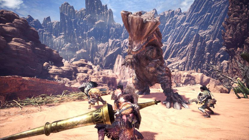 Test Monster Hunter World - PC, PlayStation 4 et Xbox One
