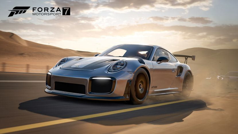 Test Forza Motorsport 7 Xbox One Gamekult