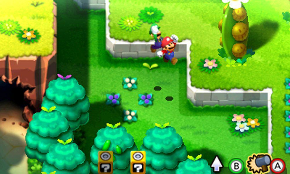 mario et luigi superstar saga 3ds
