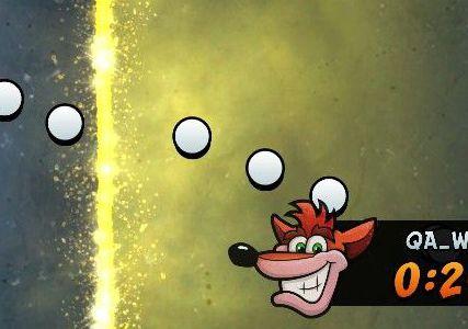 Test Crash Bandicoot N  Sane Trilogy - PlayStation 4 et