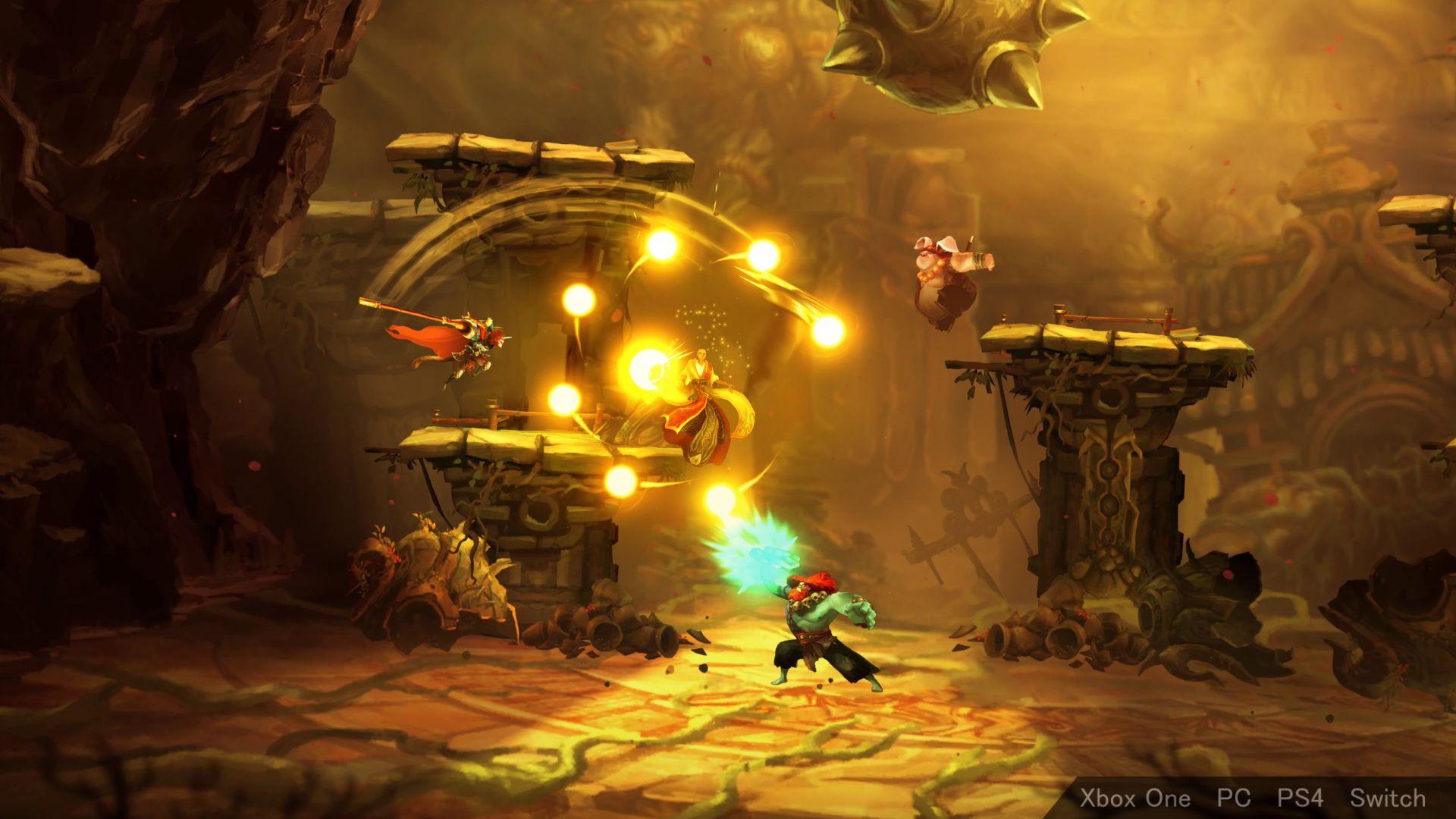 Tour D Horizon Des Prochains Jeux Independants Sur Xbox One Gamekult