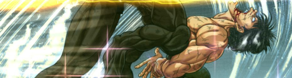 Grappler Baki Ultimate Championship