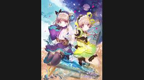 Atelier Lydie & Suelle : The Alchemists and the Mysterious Paintings