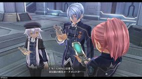 The Legend of Heroes : Trails of Cold Steel III