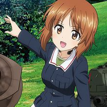 Girls und Panzer : Dream Tank Match