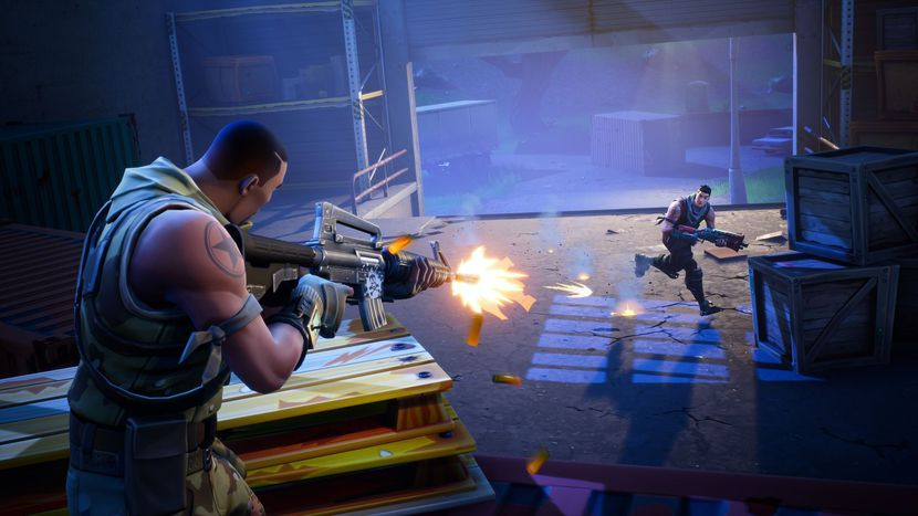 Test fortnite pc playstation 4 xbox one et nintendo switch
