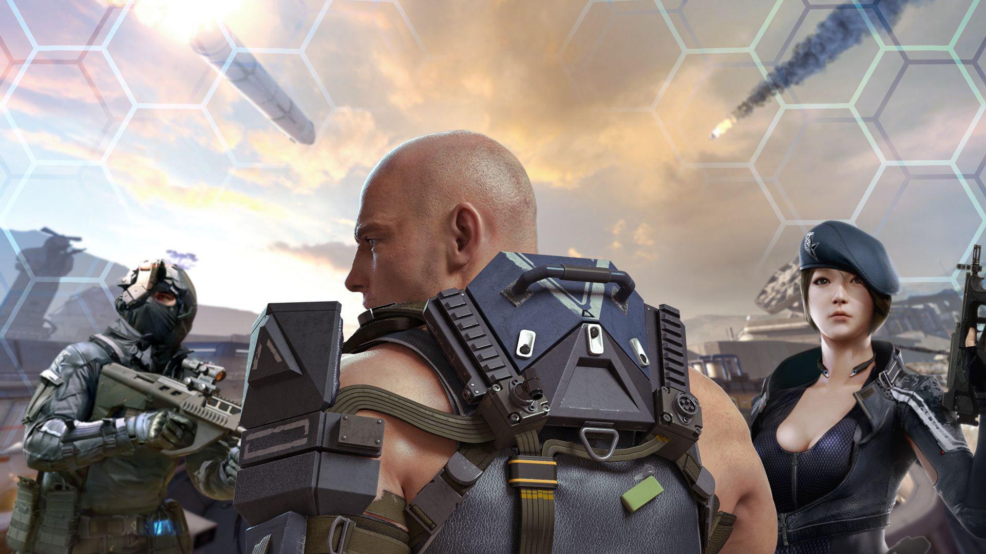 Ironsight - Jeu FPS - Gamekult