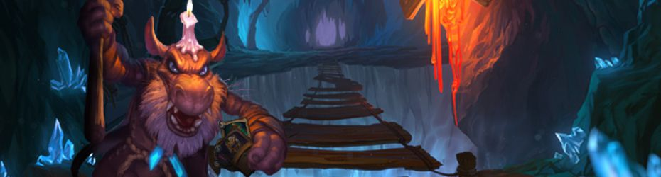Hearthstone : Kobolds & Catacombes