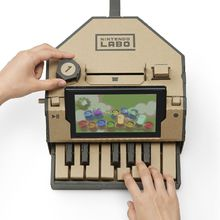 Nintendo Labo (Toy-Con 01 Multi-Kit)