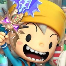 Snack World : Mordus de Donjons - Gold