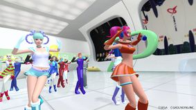 Space Channel 5 VR : Kinda Funky News Flash