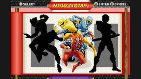Power Rangers : La Force du Temps + Power Rangers : Ninja Storm