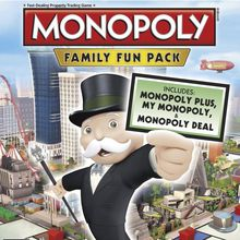 Monopoly : Family Fun Pack