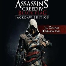 Assassin's Creed IV : Black Flag - Edition Jackdaw