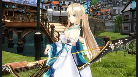 VR figure from Shining Resonance
