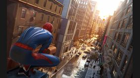 Test Marvel S Spider Man Playstation 4 Gamekult