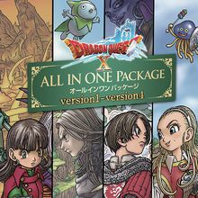Dragon Quest X Online All in One Package (2018)
