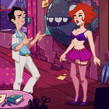 Leisure Suit Larry : Wet Dreams Don't Dry
