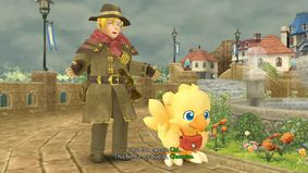 Chocobo's Mystery Dungeon Every Buddy !