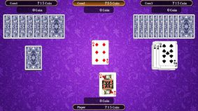 THE Card : Poker, Texas Hold 'em, Blackjack and Page One