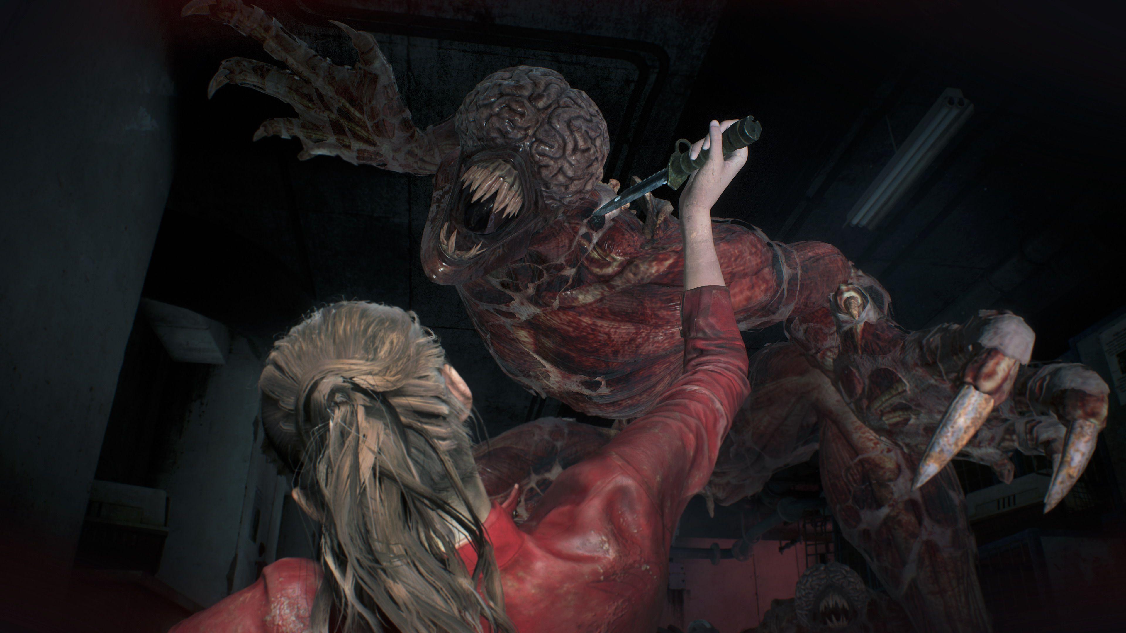 Test Resident Evil 2 (Remake) - PlayStation 4 - Gamekult