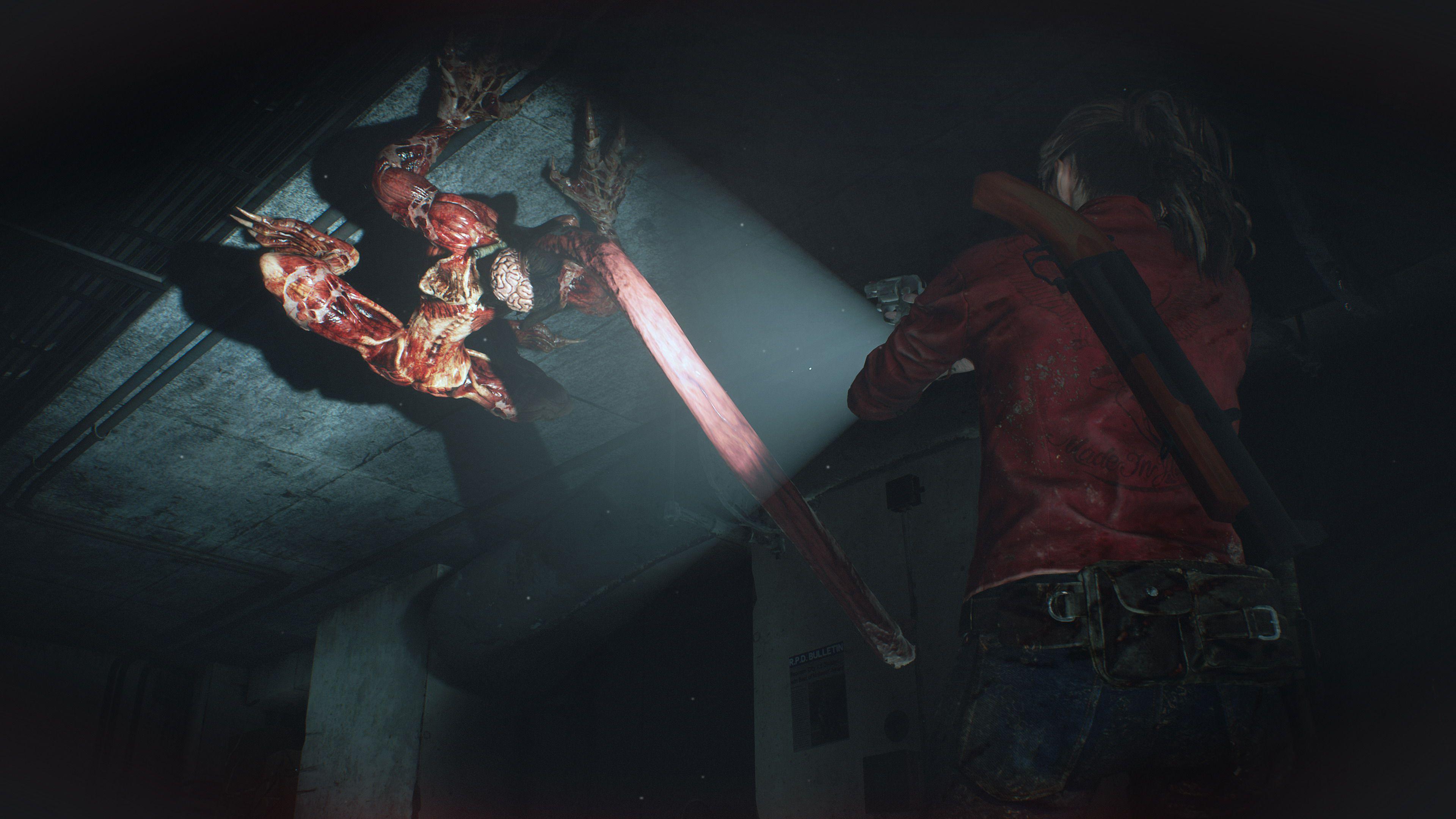 4 Gamekult Resident Evil Test 2remakePlaystation LqVpGzMSUj