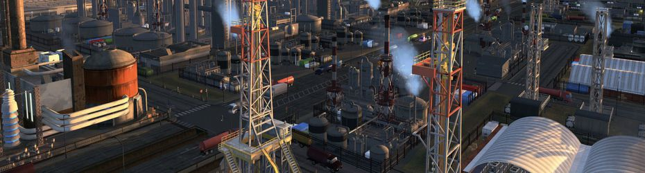 Cities : Skylines - Industries