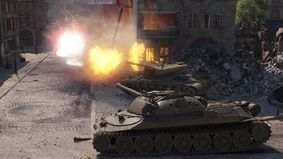 World of Tanks : Mercenaries