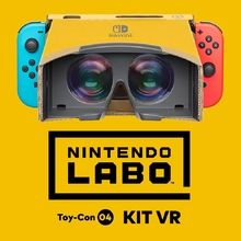 Nintendo Labo - Toy-Con 04 Kit VR