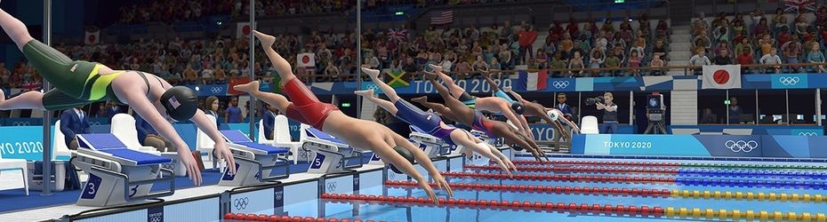 Olympic Games Tokyo 2020 : The Official Video Game