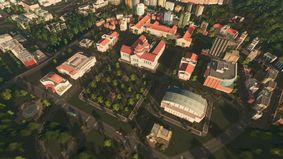 Cities : Skylines - Campus