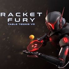 Racket Fury : Table Tennis