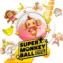 Super Monkey Ball : Banana Blitz HD