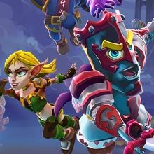 Dungeon Defenders : Awakened