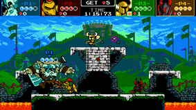 Shovel Knight Showdown