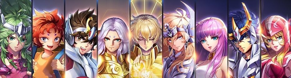 Saint Seiya Awakening : Knights of the Zodiac