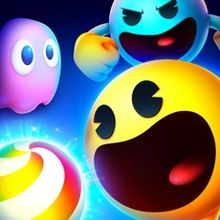 Pac-Man Party Royale